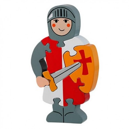 Lanka Kade Red Knight Jigsaw