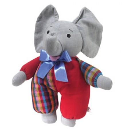 Cuddly Elephant - Grey