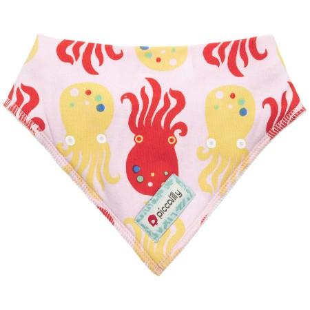 Piccalilly Octopus Bandana Bib