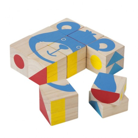 Plan Toys Pattern Blocks