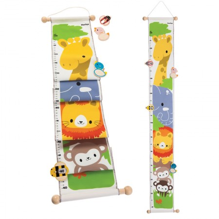 Plan Toys Jungle Height Chart