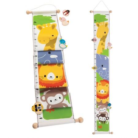 Plan Toys Jungle Height Chart