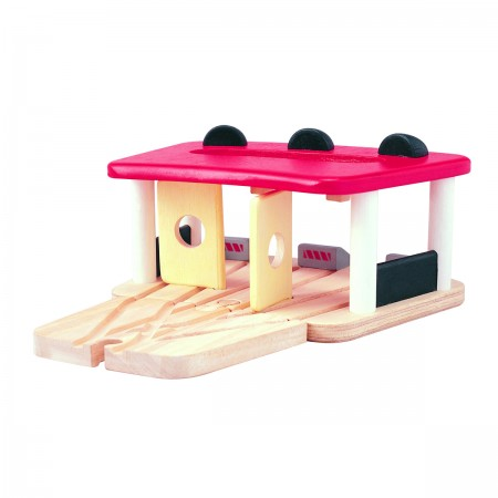 Plan Toys Roundhouse PlanWorld