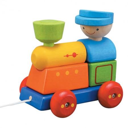 Plan Toys Sorting Train