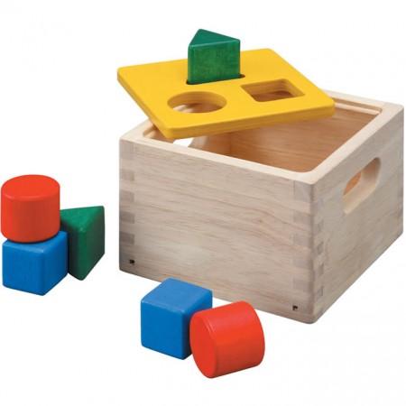 Plan Toys Shape & Sort It Out