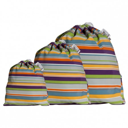 Tote Nappy Bags Brights