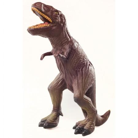 Green Rubber Toys T-Rex