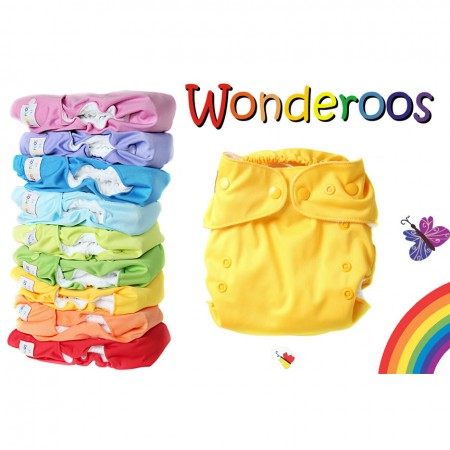 Wonderoos V3 Single Nappy