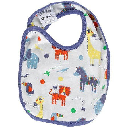 Piccalilly Jungle Reversible Bib