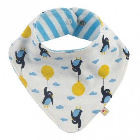Frugi Up And Away Dribble Bib