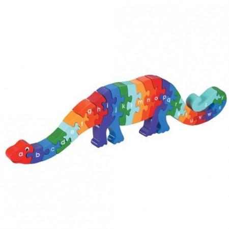 Dinosaur A-Z Jigsaw LARGE