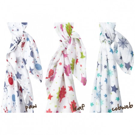 Piccalilly Autumnal Swaddles