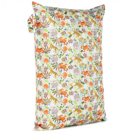 Baba + Boo Large Nappy Bag - Jungle