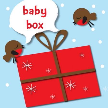 Baby Fantastic Toy Box