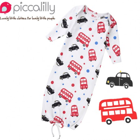 Piccalilly Bus & Taxi Nightgown