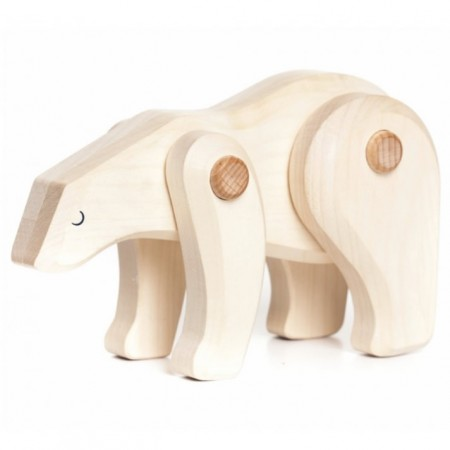 Tobe Polar Bear