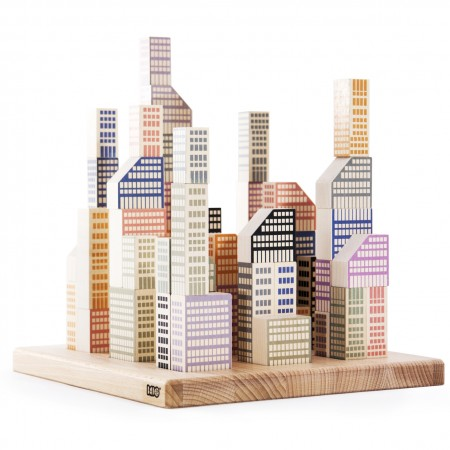Bajo Manhattan Blocks