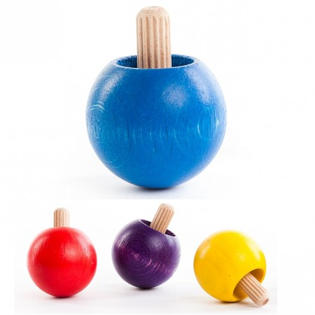 Bajo Reversible Spinning Top