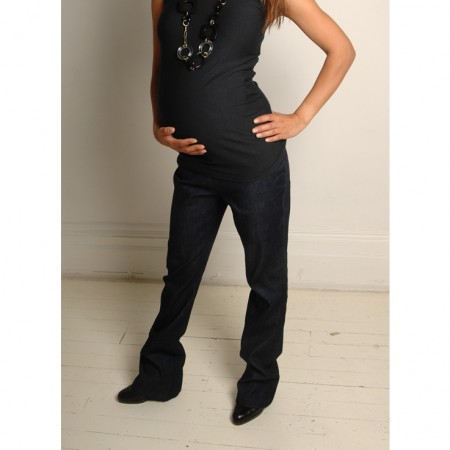 Bamboo Maternity Jeans