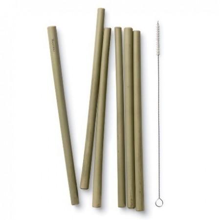 Bambu Reusable Bamboo Straws