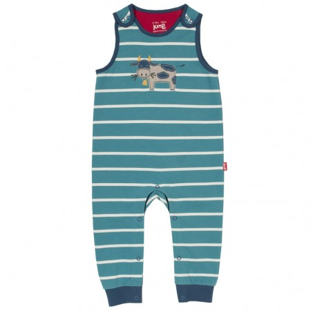 Kite Cow Dungarees