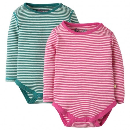 Frugi Pointelle Body x2