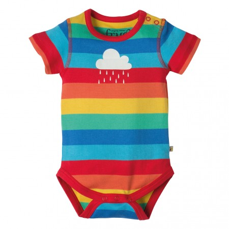 Frugi Rainbow Cloud Lowen Body