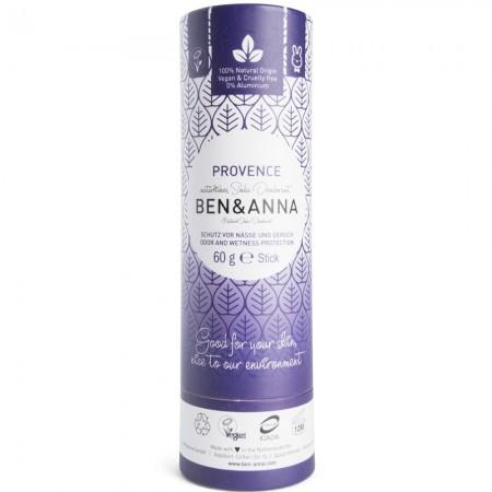 Ben & Anna Deodorant Paper Stick Provence - 60g