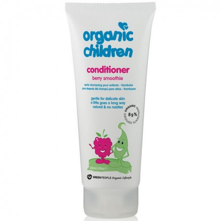 Organic Babies Conditioner - Berry Smoothie