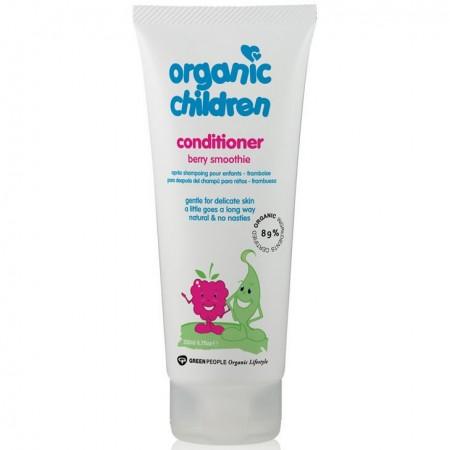 Organic Children Conditioner - Berry Smoothie