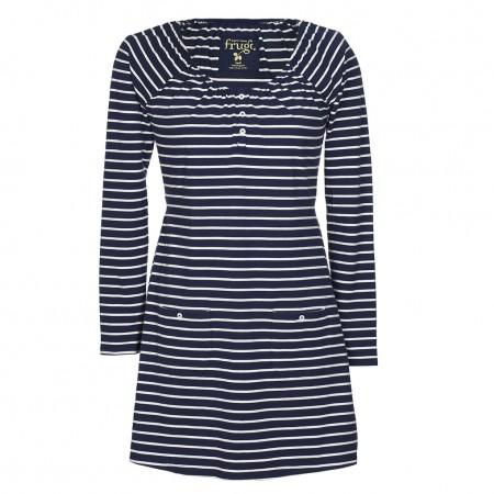 Frugi Navy Breton Tunic