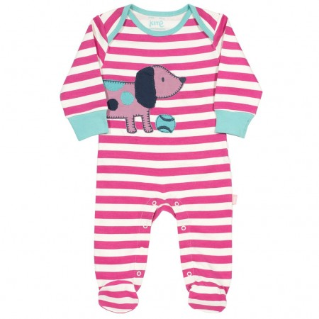 Kite Sausage Dog Sleepsuit