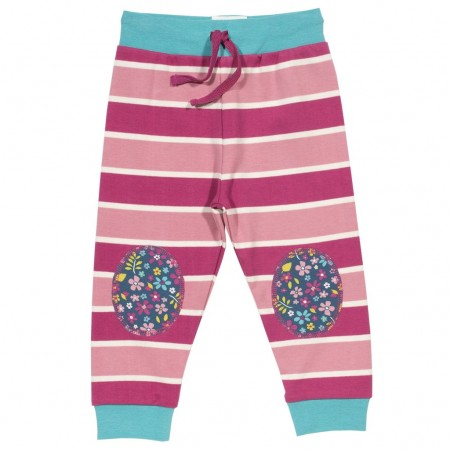 Kite Pink Knee Patch Joggers