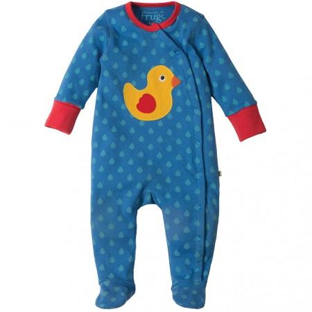 Frugi Duck Swoop Babygrow