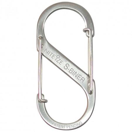 Steel S-Biner Carabiner #3