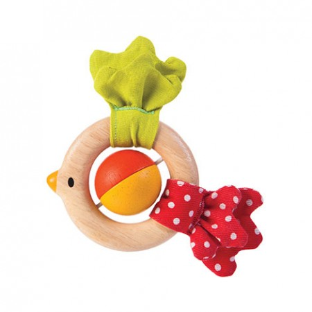 Plan Toys Bird Rattle