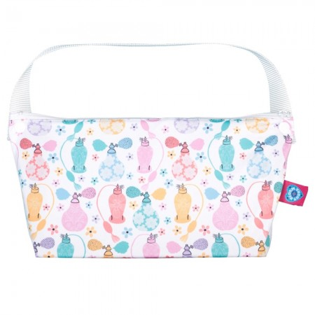 Bloom & Nora Bathroom Bag - Eau