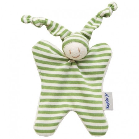 Keptin Jr Small 'boyo' Comforter  Lime