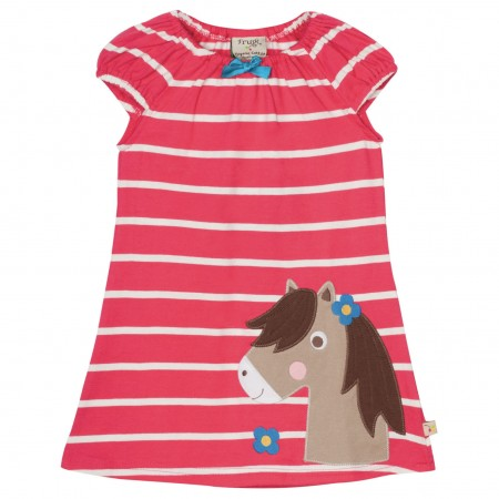 Frugi Little Lola Pony Dress