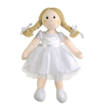 Fair Trade Rag Dolls - Bride