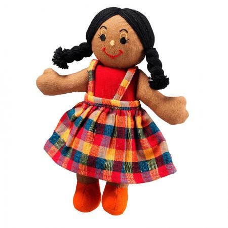 Lanka Kade Brown Skin Girl