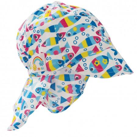 Frugi Bubble Fish Legionnaires Hat