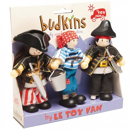 Budkins Pirates Pack