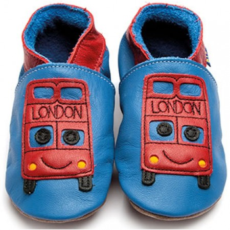 Inch Blue Bus Shoes