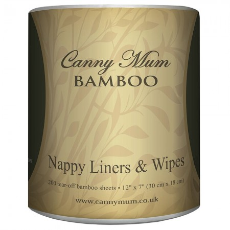 Canny Mum Bamboo Liners & Wipes