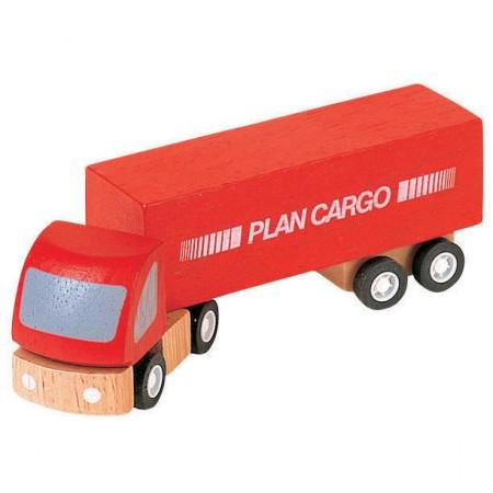 Plan City Cargo Truck