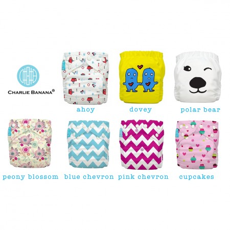 Charlie Banana Nappy Prints