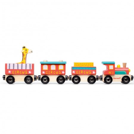 Janod Circus Train