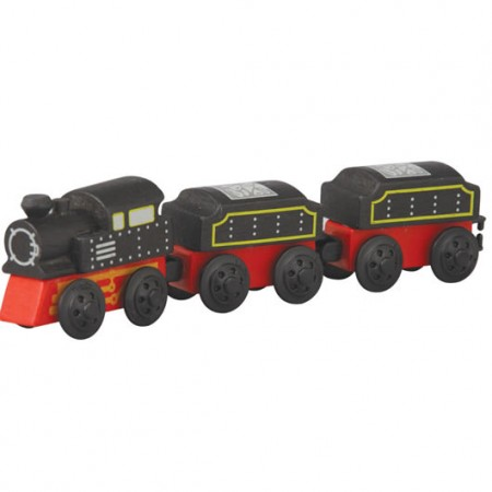 Plan Toys Train Classic PlanWorld