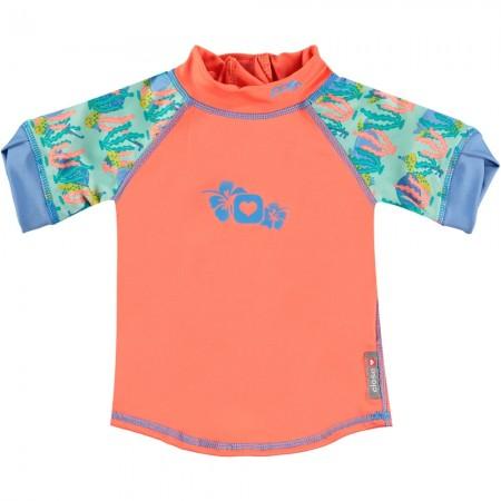 Pop-In Rash Vest Turtle